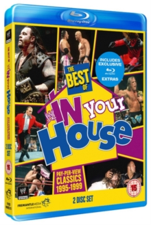 WWE: The Best of in Your House, Blu-ray