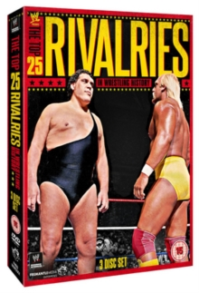 WWE: Top 25 Rivalries, DVD