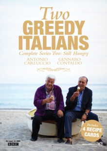 Two Greedy Italians: Series 2 - Still Hungry, DVD