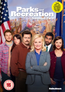 Parks and Recreation: Season Two, DVD