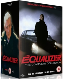 The Equalizer: The Complete Series, DVD