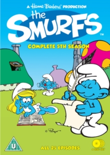 The Smurfs: Complete Season Five, DVD
