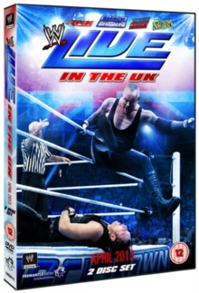 WWE: Live in the UK - April 2013, DVD