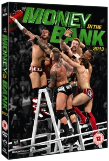 WWE: Money in the Bank 2013, DVD