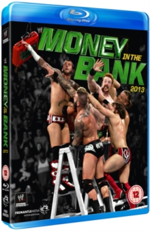WWE: Money in the Bank 2013, Blu-ray  BluRay
