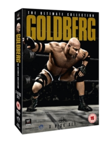WWE: Goldberg - The Ultimate Collection, DVD