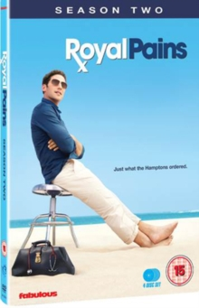 Royal Pains: Series Two, DVD