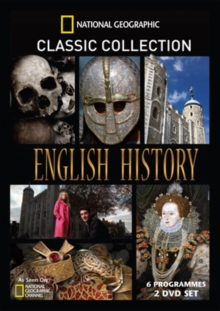 National Geographic: English History Collection, DVD