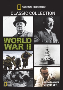 National Geographic: World War II Classic Collection, DVD