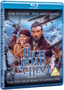 High Road to China, Blu-ray