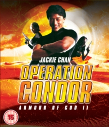 Operation Condor - Armour of God 2, Blu-ray
