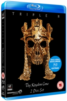 WWE: Triple H - Thy Kingdom Come, Blu-ray