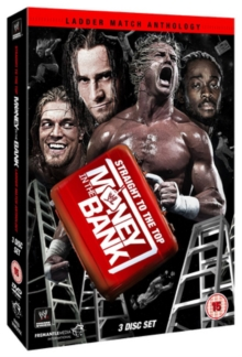 WWE: Straight to the Top - The Money in the Bank Ladder Match..., DVD