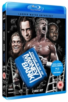 WWE: Straight to the Top - The Money in the Bank Ladder Match..., Blu-ray