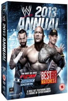 WWE: 2013 Annual, DVD