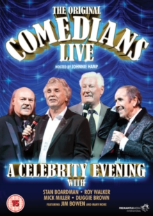 The Comedians: A Celebrity Evening With the Original Comedians, DVD DVD