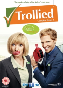 Trollied: Series 3, DVD