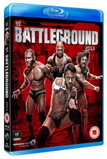 WWE: Battleground 2013, Blu-ray  BluRay