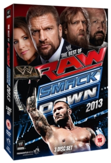 WWE: The Best of Raw and Smackdown 2013, DVD  DVD