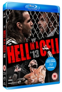 WWE: Hell in a Cell 2013, Blu-ray