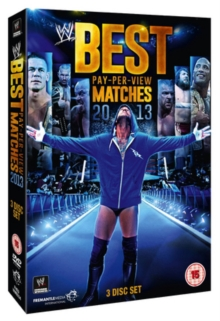 WWE: The Best PPV Matches of 2013, DVD
