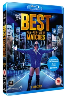 WWE: The Best PPV Matches of 2013, Blu-ray