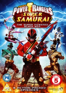 Power Rangers Super Samurai: Volume 1 - The Super-powered ..., DVD  DVD