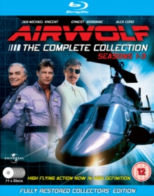 Airwolf: Series 1-3, Blu-ray  BluRay