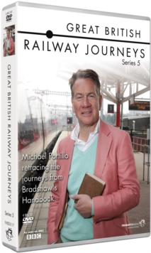 Great British Railway Journeys: Series 5, DVD