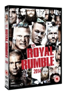WWE: Royal Rumble 2014, DVD  DVD