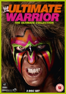 WWE: Ultimate Warrior - The Ultimate Collection, DVD  DVD