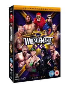 WWE: WrestleMania 30, DVD