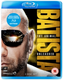 WWE: Batista - The Animal Unleashed, Blu-ray
