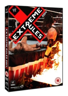 WWE: Extreme Rules 2014, DVD