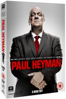 WWE: Ladies and Gentlemen, My Name Is Paul Heyman, DVD