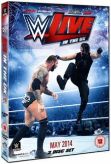 WWE: Live in the UK - May 2014, DVD
