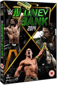 WWE: Money in the Bank 2014, DVD