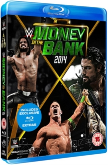 WWE: Money in the Bank 2014, Blu-ray