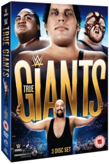 WWE: True Giants, DVD