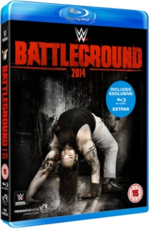 WWE: Battleground 2014, Blu-ray