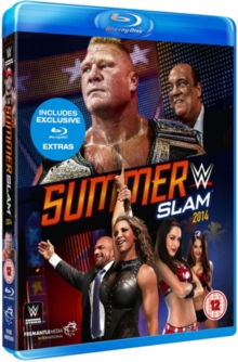 WWE: Summerslam 2014, Blu-ray