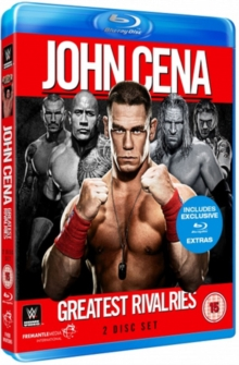 WWE: John Cena's Greatest Rivalries, Blu-ray