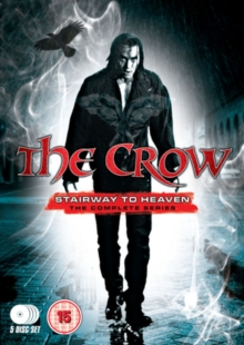 The Crow: Stairway to Heaven, DVD DVD