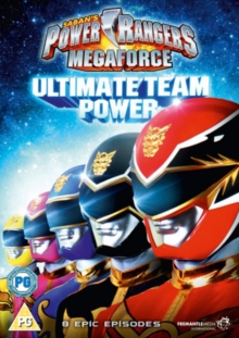Power Rangers - Megaforce: Ultimate Team Power, DVD  DVD