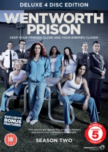 Wentworth Prison: Series Two - Complete, DVD