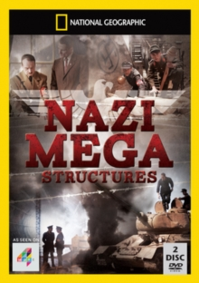 National Geographic: Nazi Megastructures, DVD