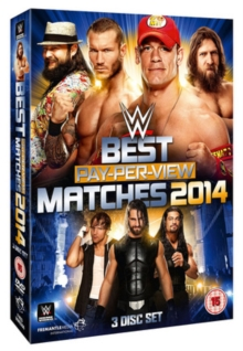 WWE: The Best PPV Matches of 2014, DVD