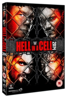 WWE: Hell in a Cell 2014, DVD