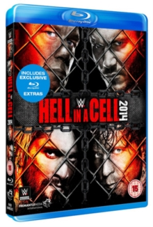 WWE: Hell in a Cell 2014, Blu-ray