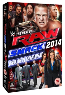 WWE: The Best of Raw and Smackdown 2014, DVD  DVD
